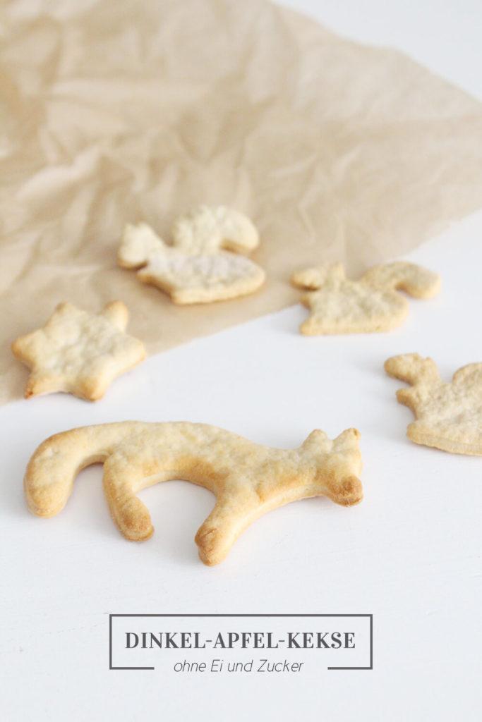 Beikost zuckerfreie babykekse aus dinkelmehl selbst for Minimalismus im haus buch