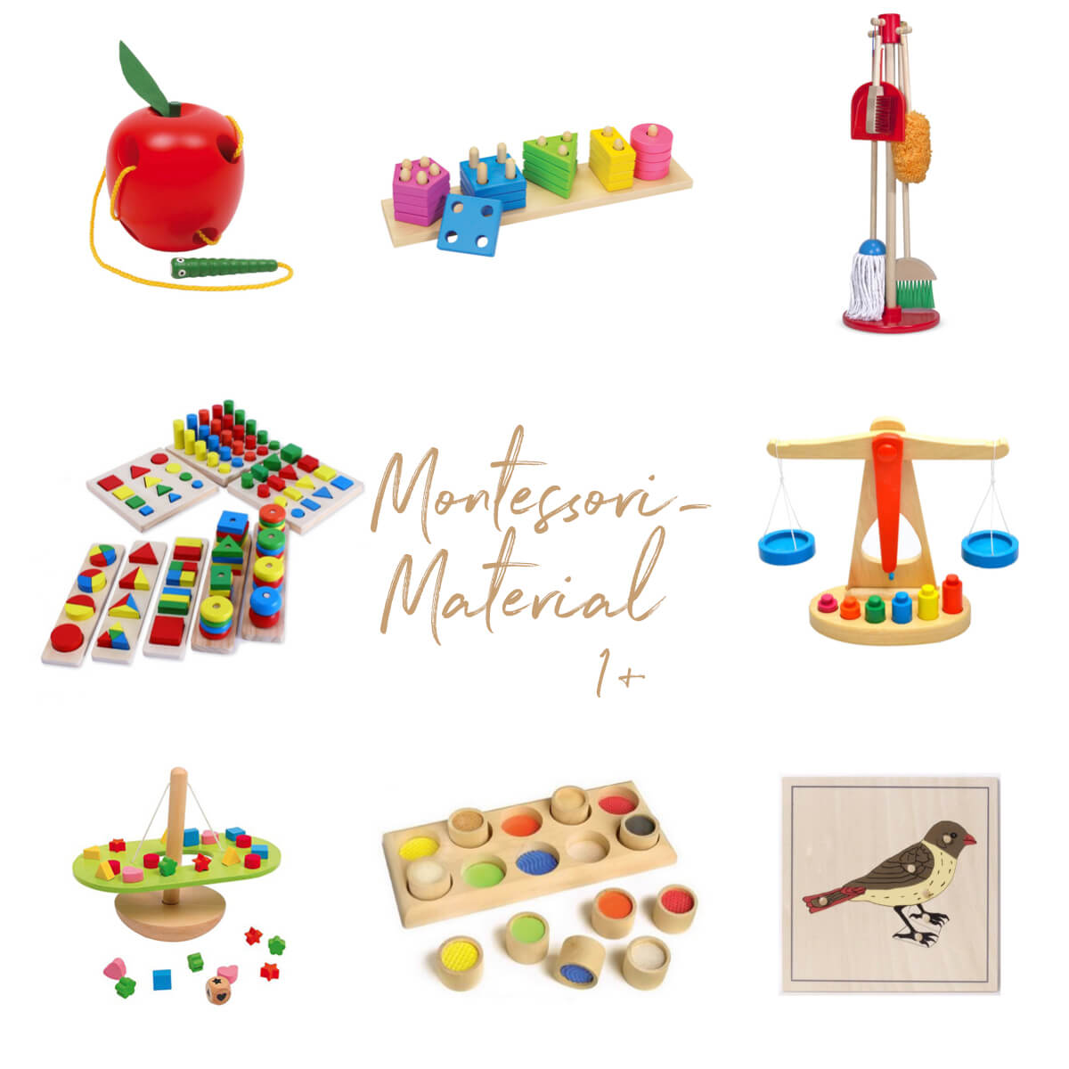 Geschenkideen nach Maria Montessori: 20 sinnvolle ...