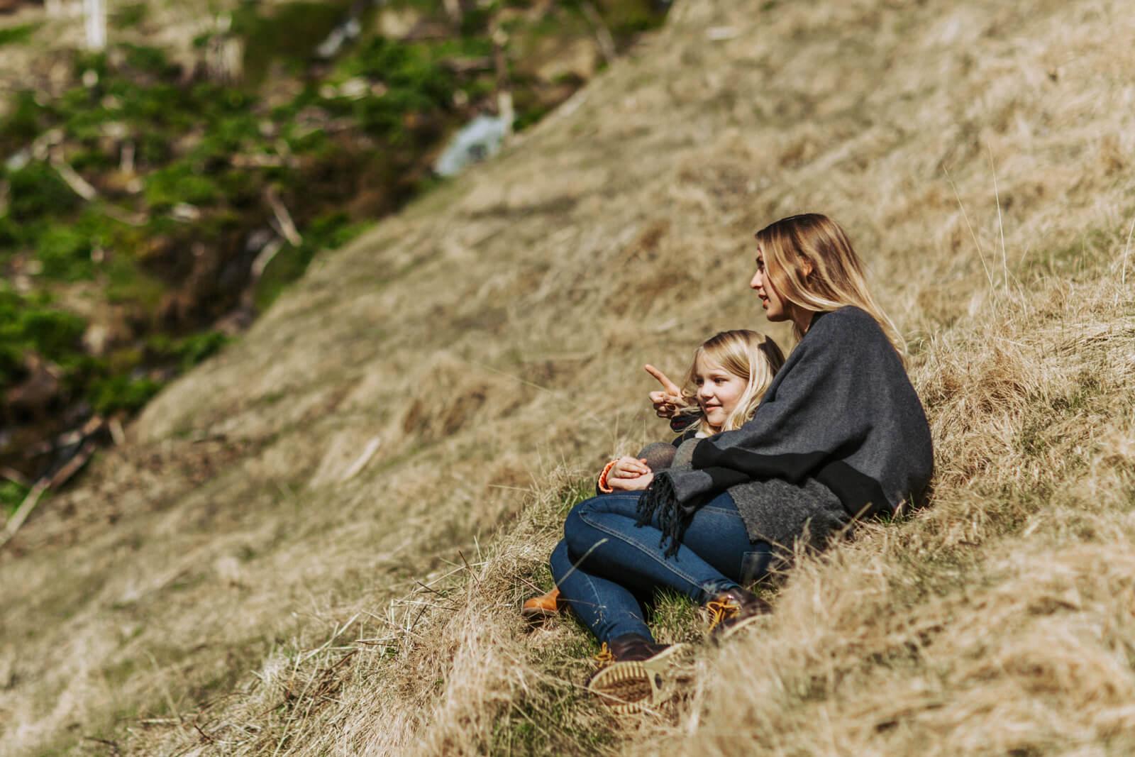 Corinna Keiser Familienfotos