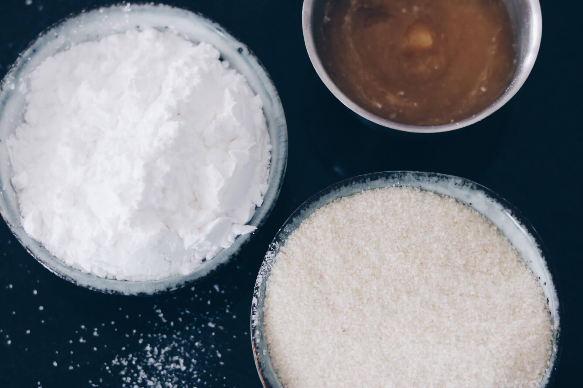 Malerisch Knete Rezept Foto Von Gluten Aus Und Muss Anders Als Die