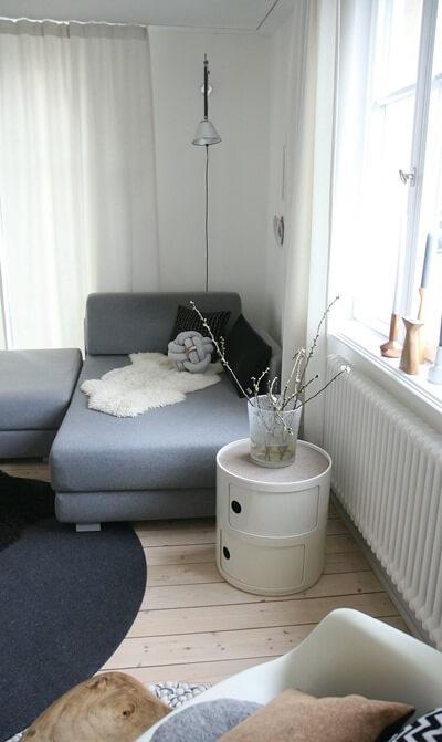 Fräulein Otten Wohnzimmer