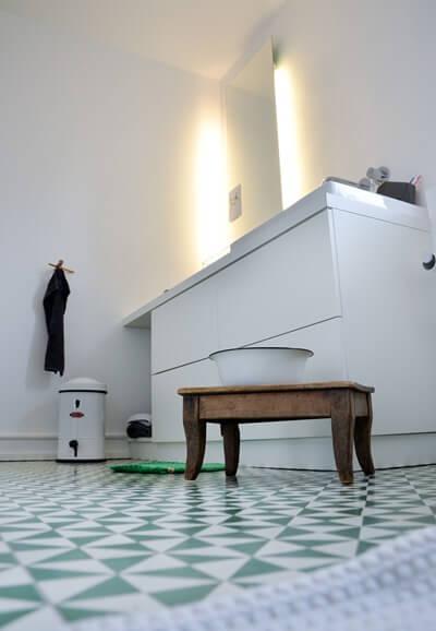 Fräulein Otten Badezimmer