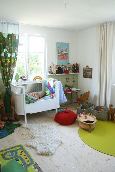 Fräulein Otten Waldorf Kinzimmer