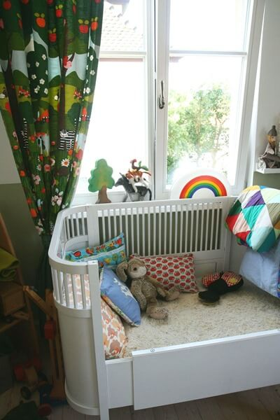Fräulein Otten Kinderzimmer
