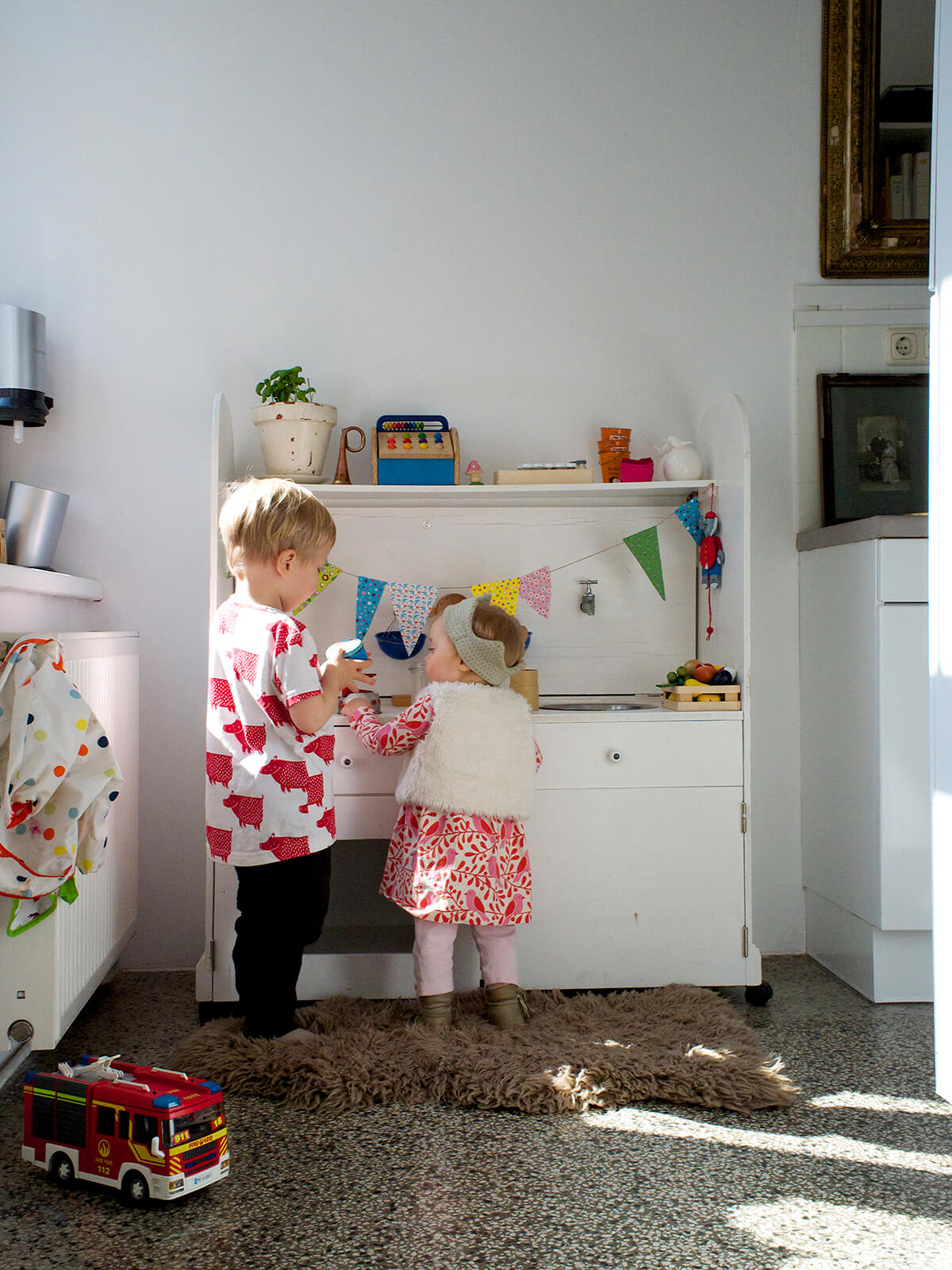 Leben mit Kindern: Zu Gast bei Lotta von @le_babypop