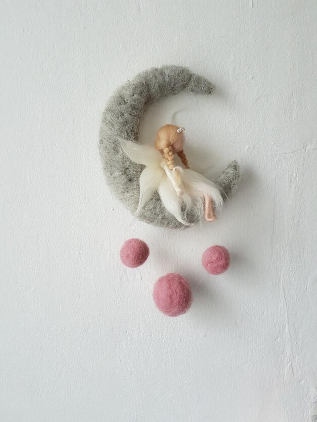 waldorfinspirierte Figuren aus Filz