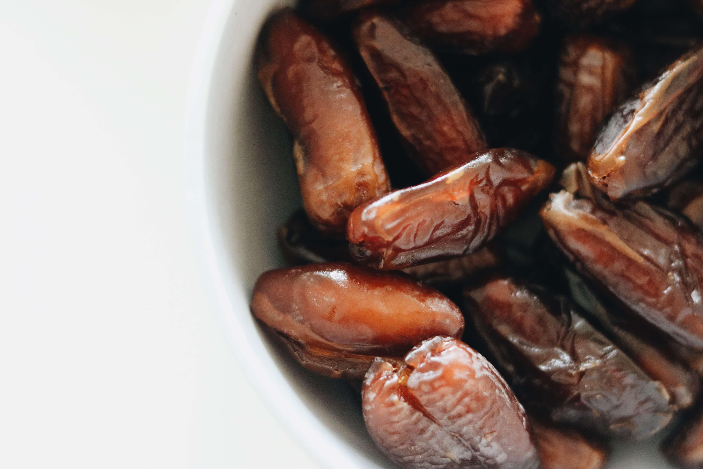 Energiebällchen Datteln Kakao
