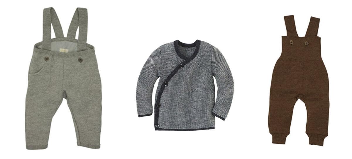Herbstkleidung Babys und Kleinkinder, Hosen, Wollhosen, Schlütteli, Wollkleidung für Kinder