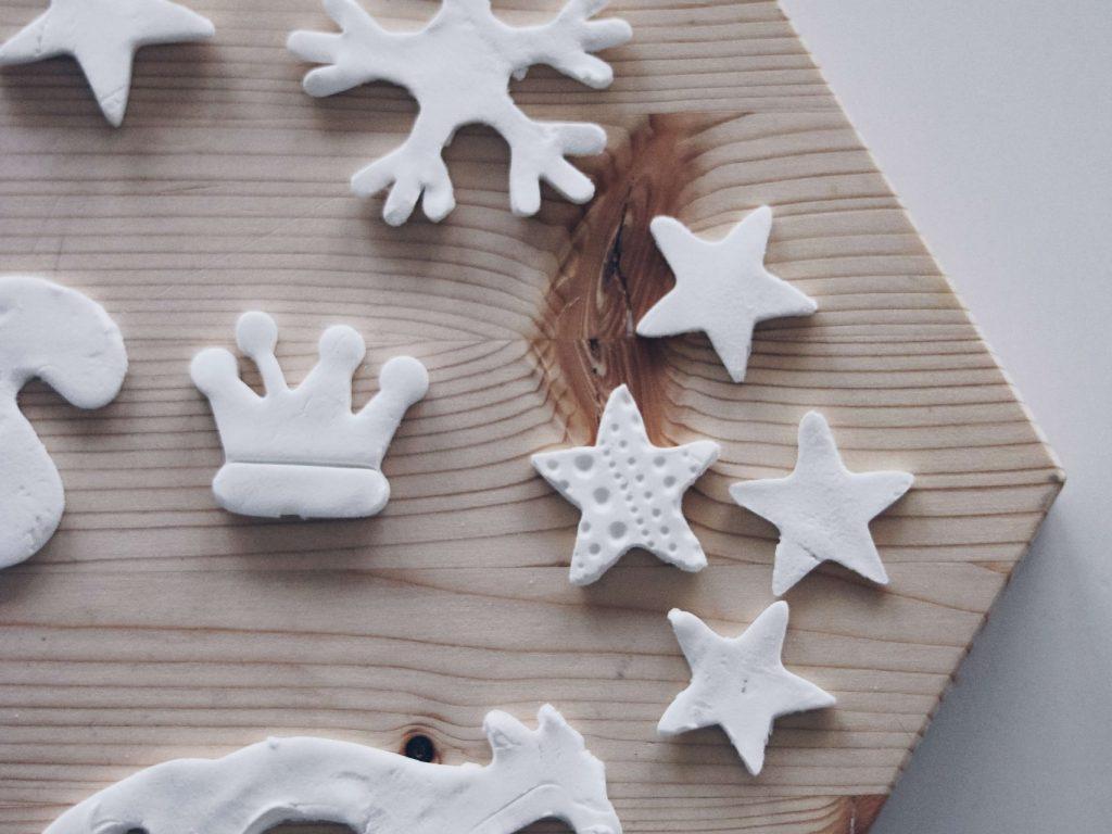 DIY Kaltporzellan für deine Dekoration aus drei Zutaten einfach selbst machen