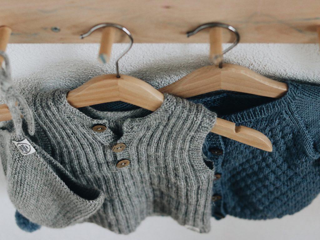 Wolle waschen
