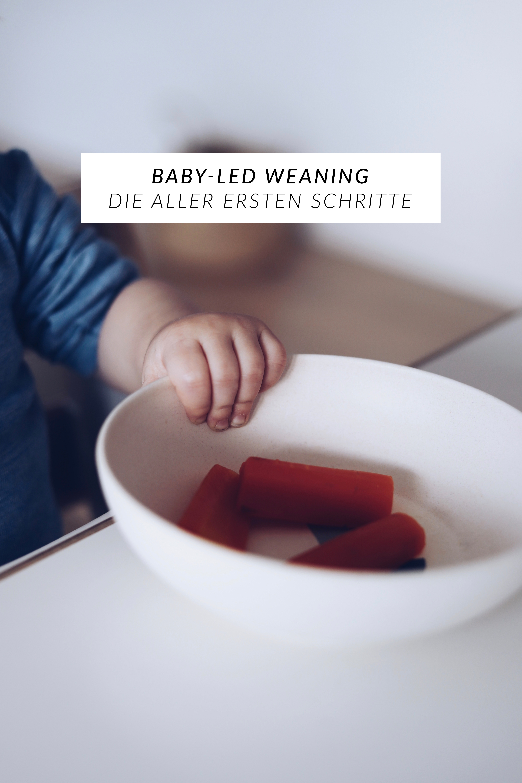 Baby-Led Weaning - Die aller ersten Schritte zur selbstbestimmten Beikost