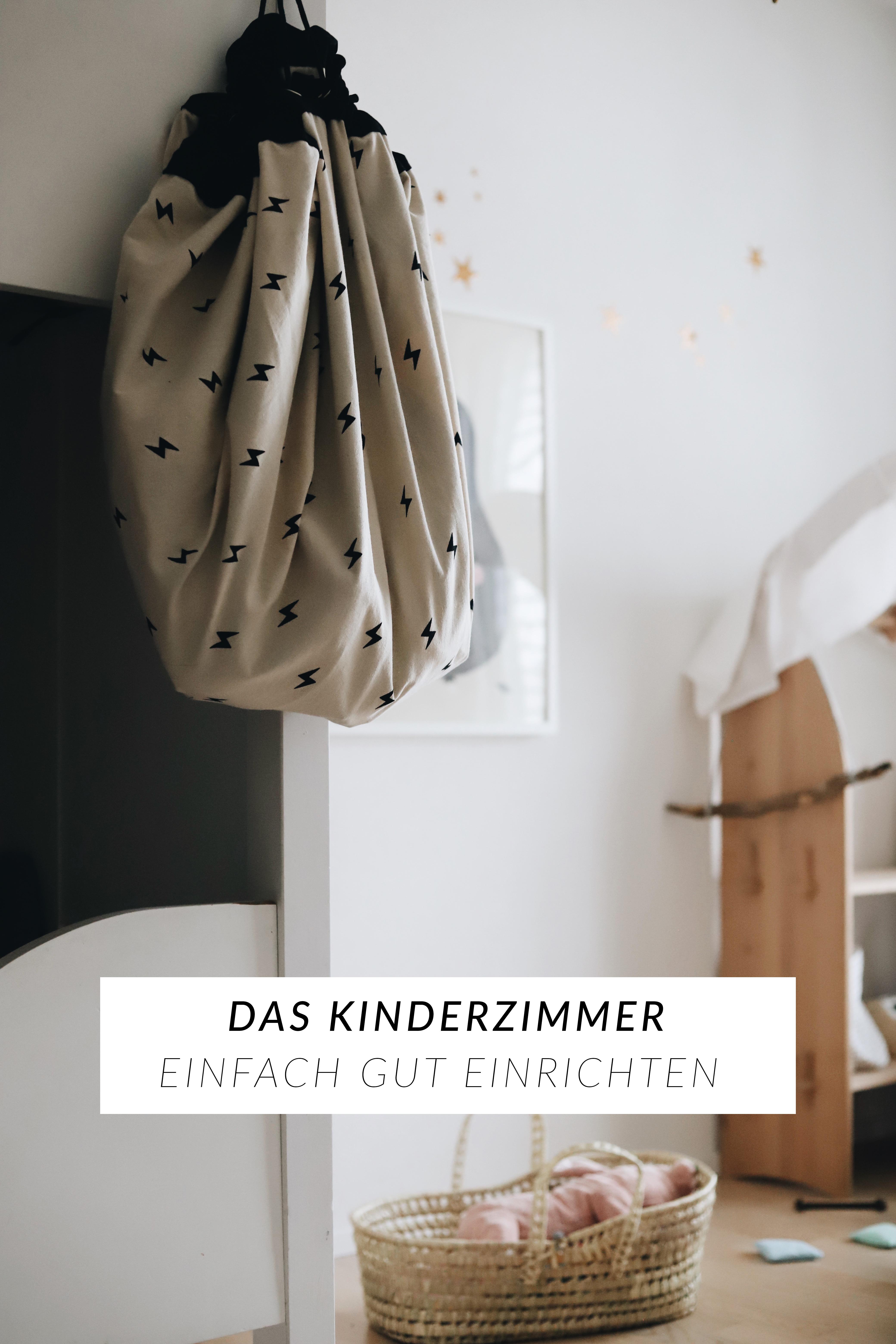 Simplicity: Das Kinderzimmer einrichten - mit 15 einfach guten Ideen