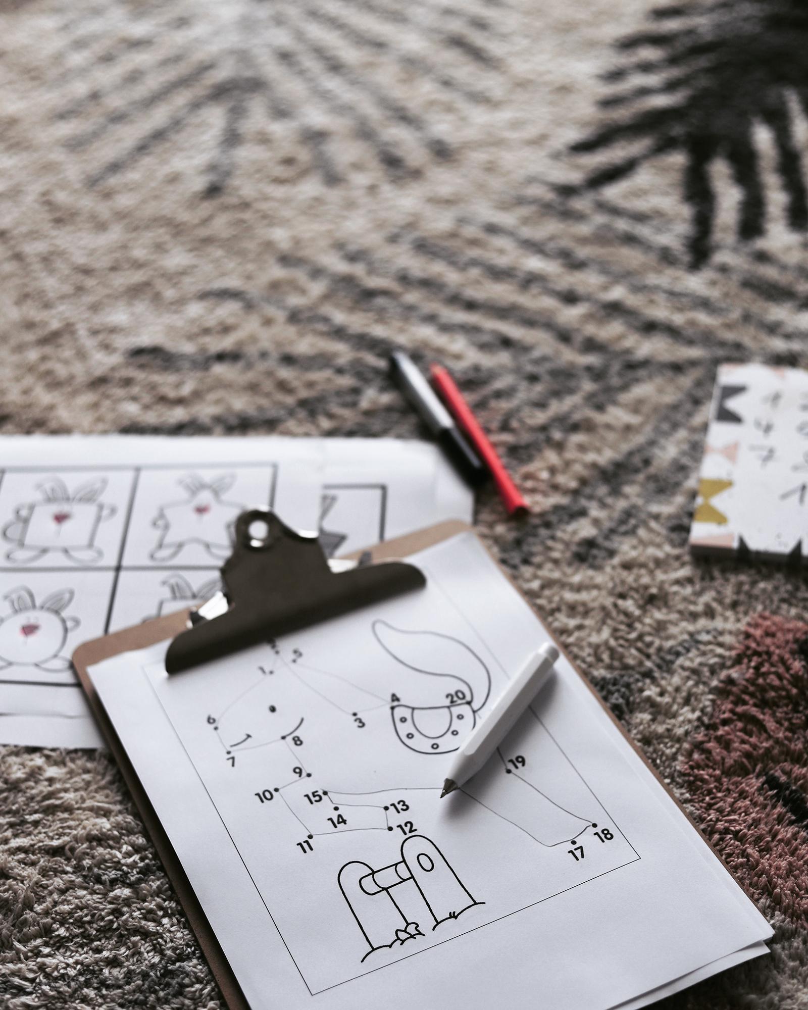 Spielideen für Kinder kostenlos ausdrucken
