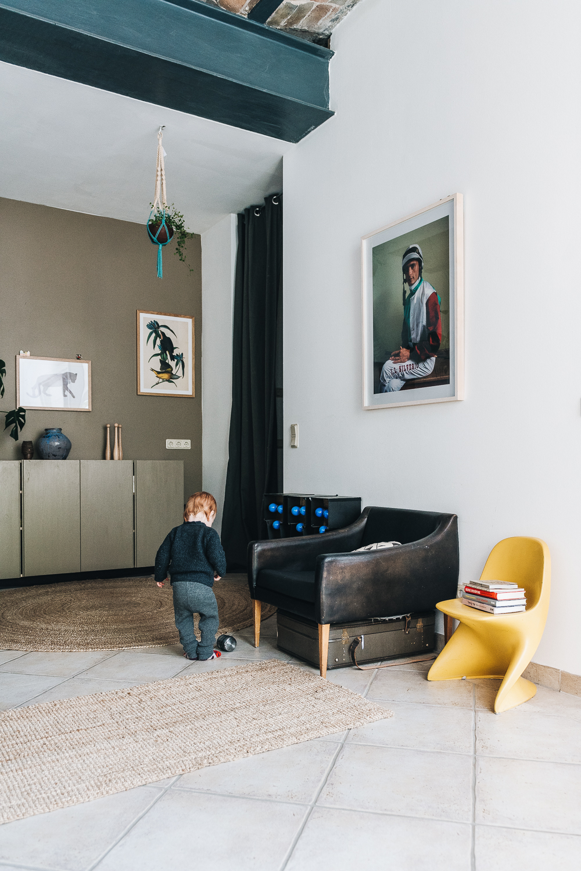 So schön geht Nachhaltig: House Tour mit Sonja von Babyccino Berlin {Küche}