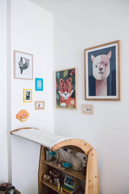 So schön geht Nachhaltig: House Tour mit Sonja von Babyccino Berlin {Kinderzimmer}