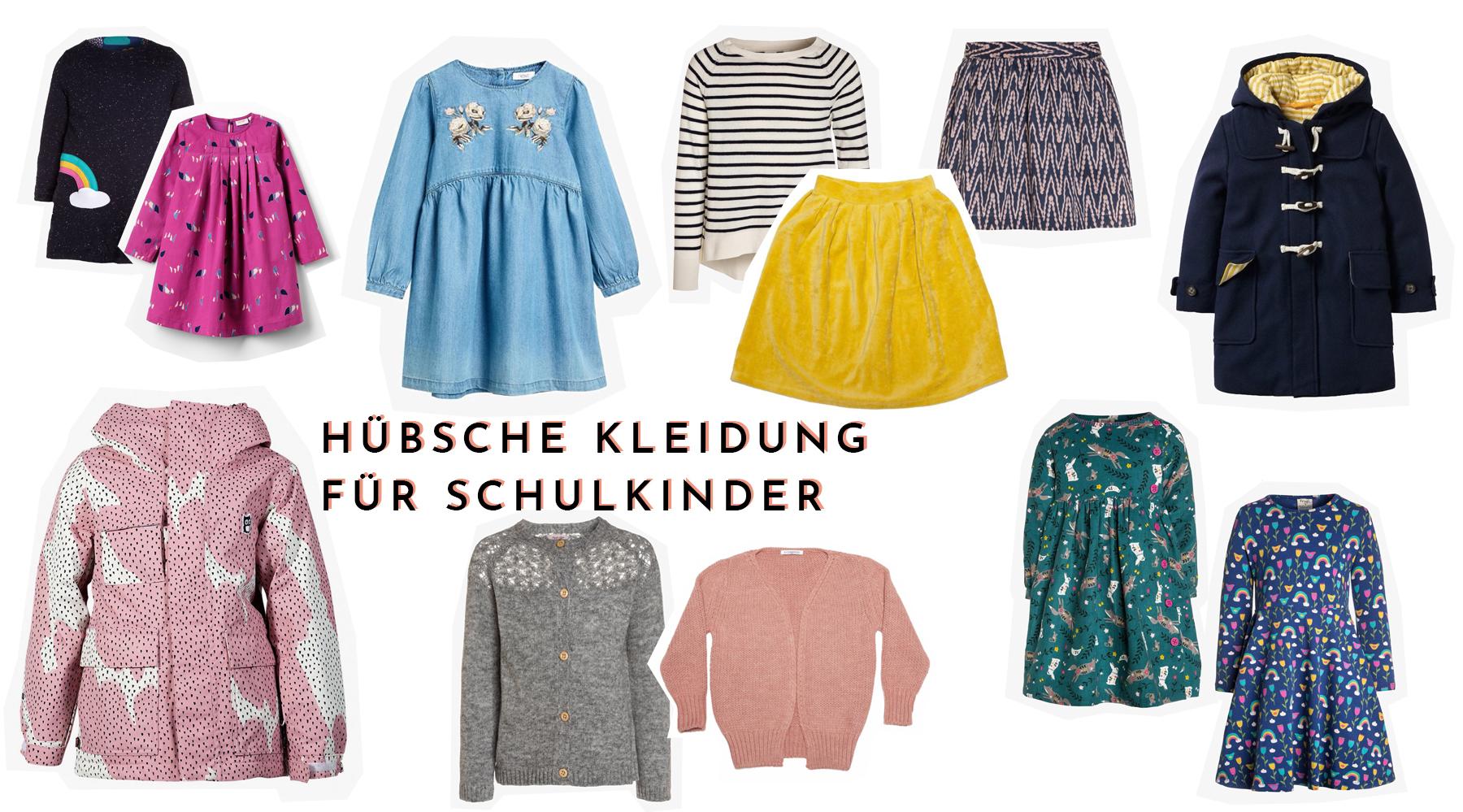 Hübsche Kleidung für Kinder ab 122