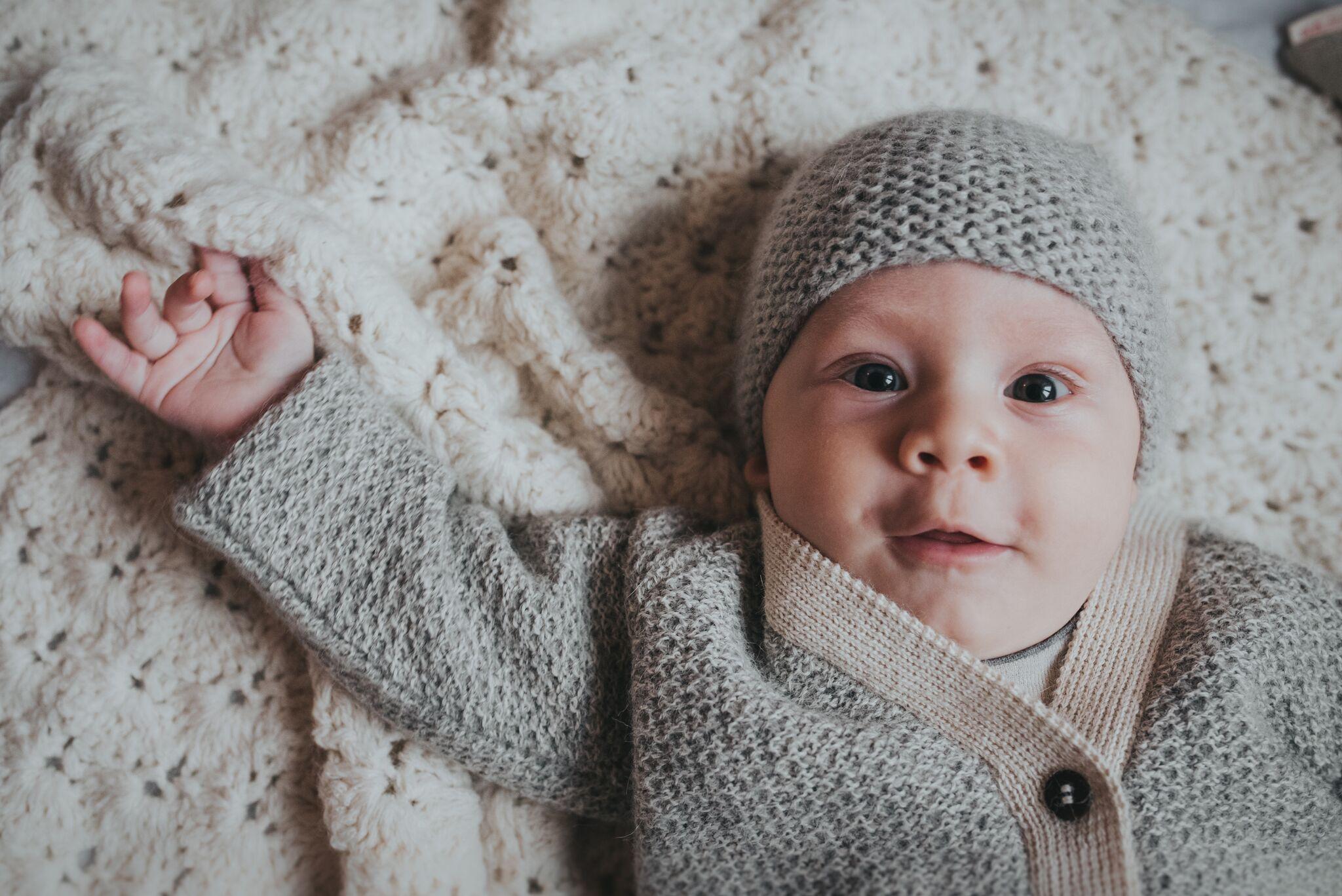 Unbeauftragte Werbung   So kuschelig wird der Herbst: Wollkleidung für Kinder von Petit Kolibri