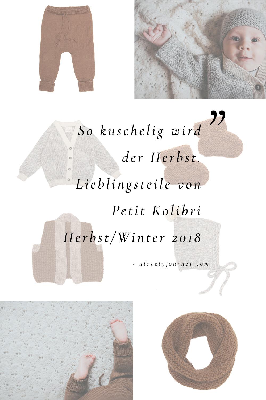 Unbeauftragte Werbung | So kuschelig wird der Herbst: Wollkleidung für Kinder von Petit Kolibri