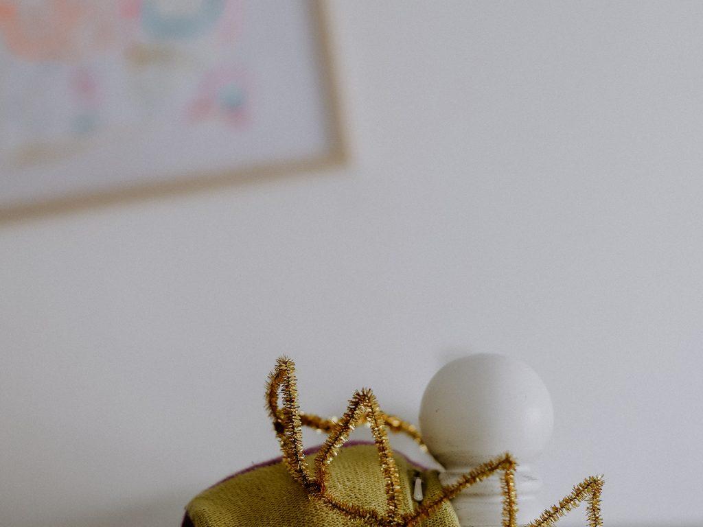 DIY Krone einfach selbst machen - in unter 2 Minuten