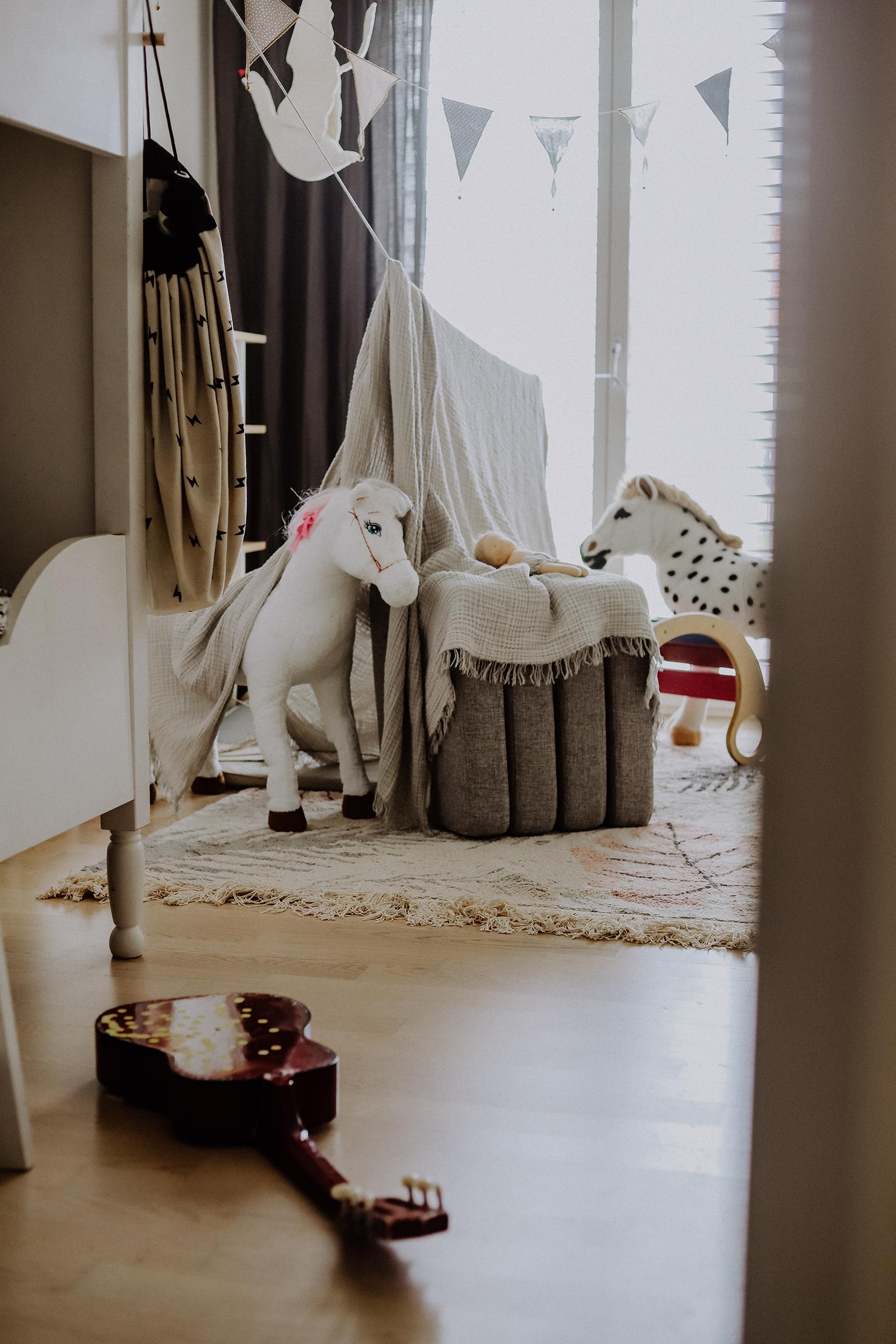 Wenn Minimalismus vor dem Kinderzimmer endet - und warum das gut so ist!