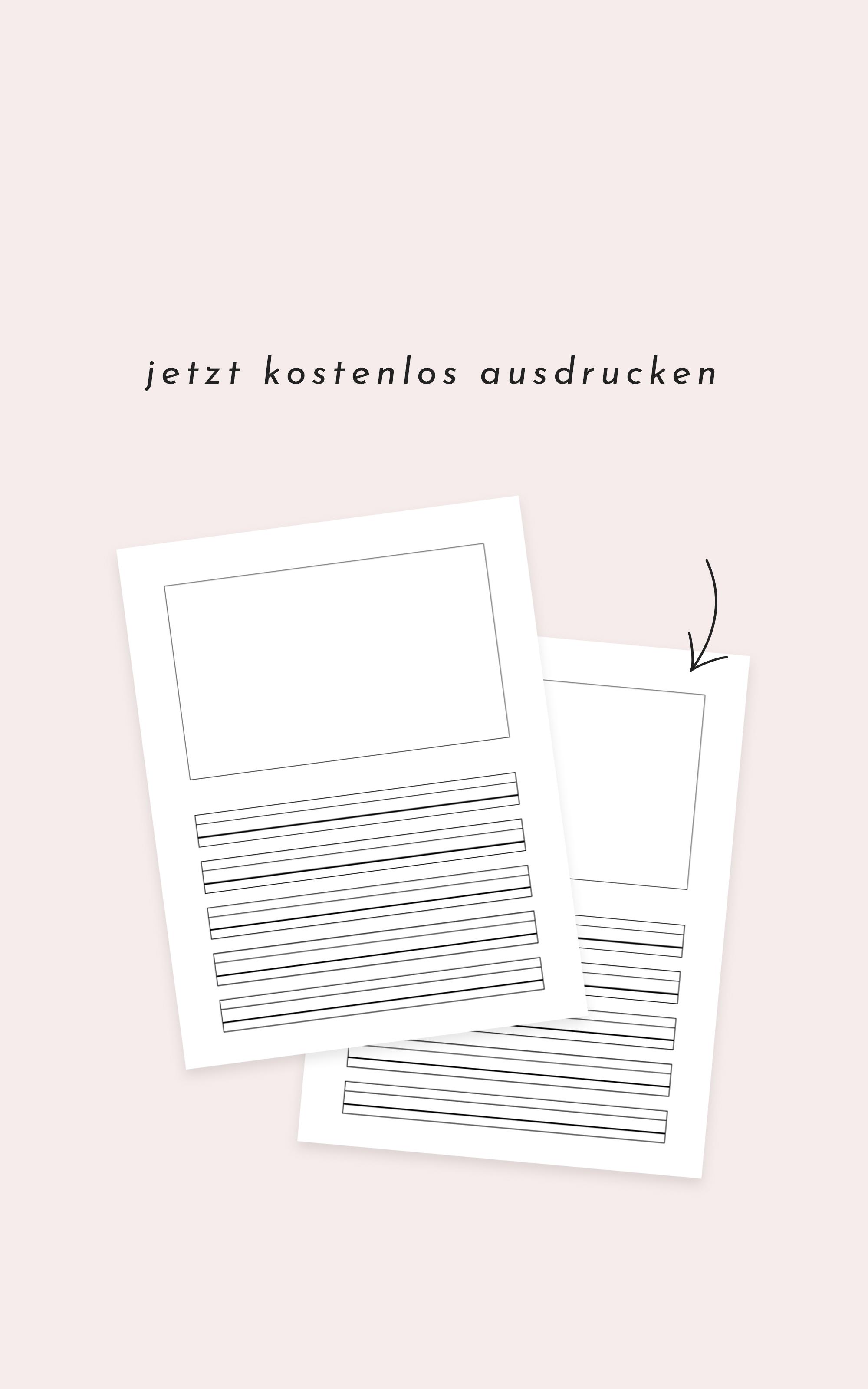 Schreiben Lernen Mein Kleines Geschichtenbuch Kostenlos