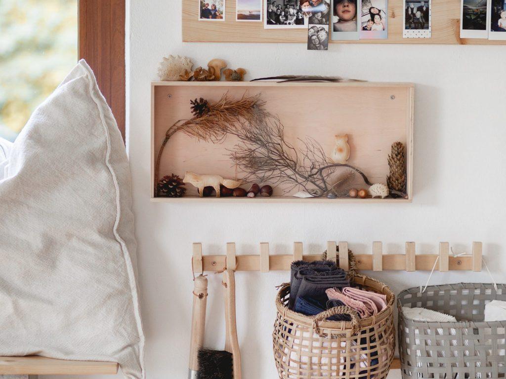 Ikea-Hack: Märchenhafter Jahreszeitentisch für Groß und Klein
