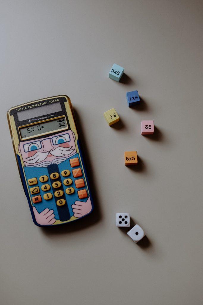Little Professor: Spielerisch Mathe lernen