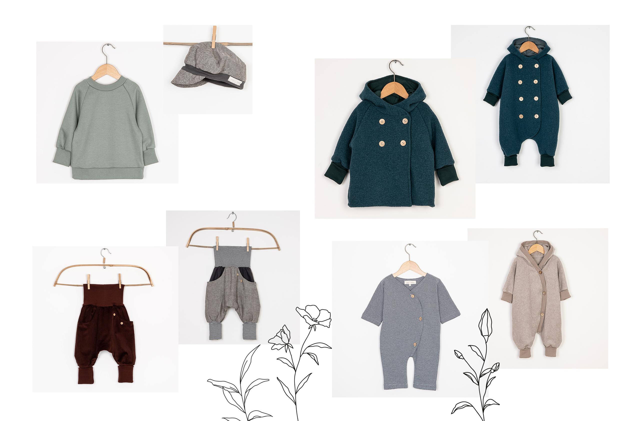 Petit Cochon Berlin - Handgemachte Kinderkleidung, die mit wächst