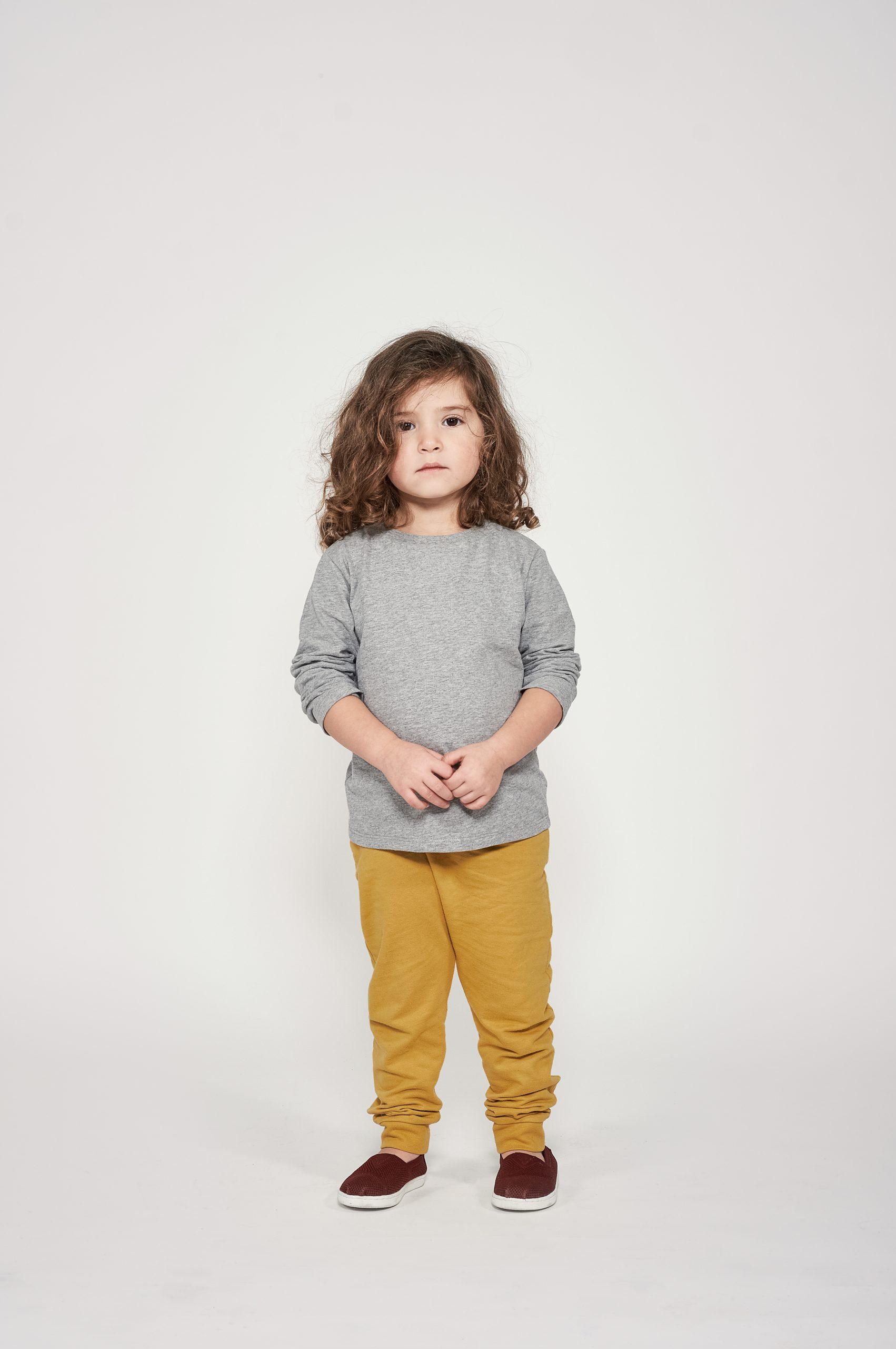 Orbasics: Kinderkleidung aus Biobaumwolle - einfach & gut