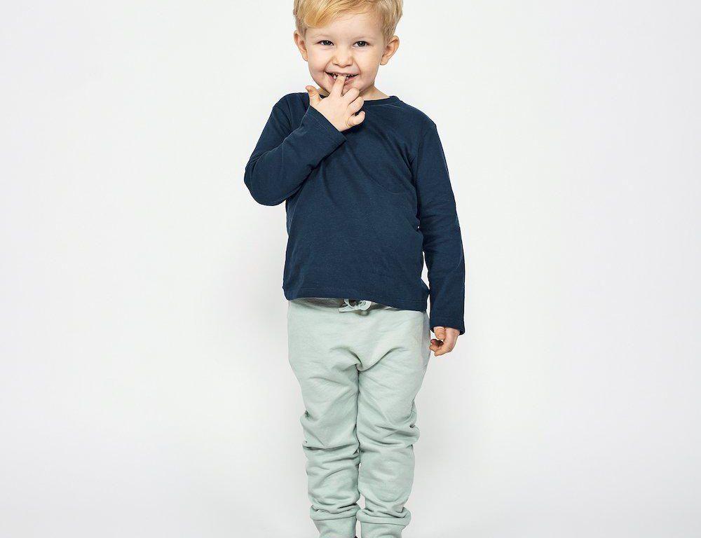 Orbasics: Kinderkleidung aus Biobaumwolle