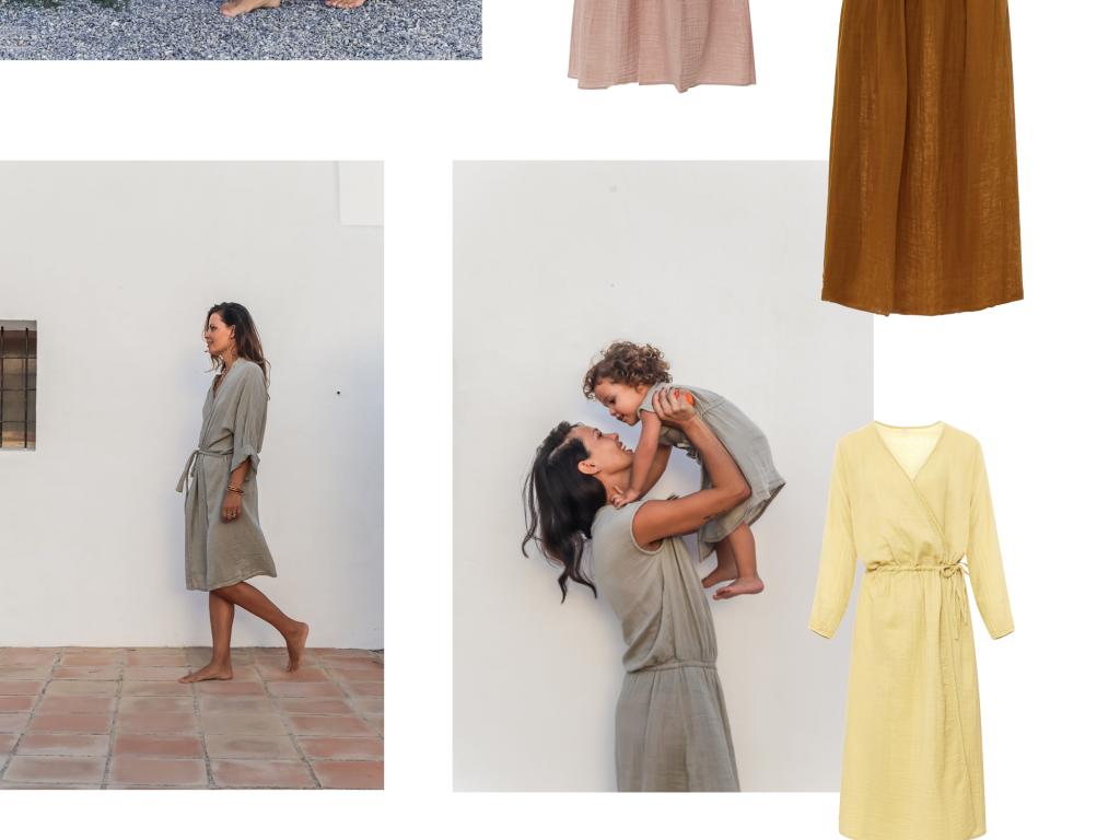 Numero 74: Traumhaft schöne Kleidung aus Bio-Baumwolle