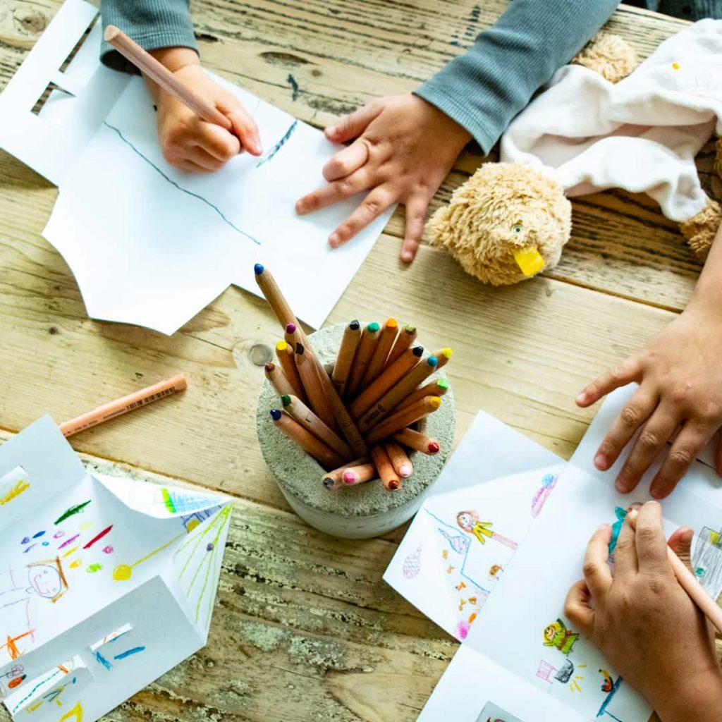 Bastelsets für Kinder: Interview mit Marle Wenge von Papperlapappkarton