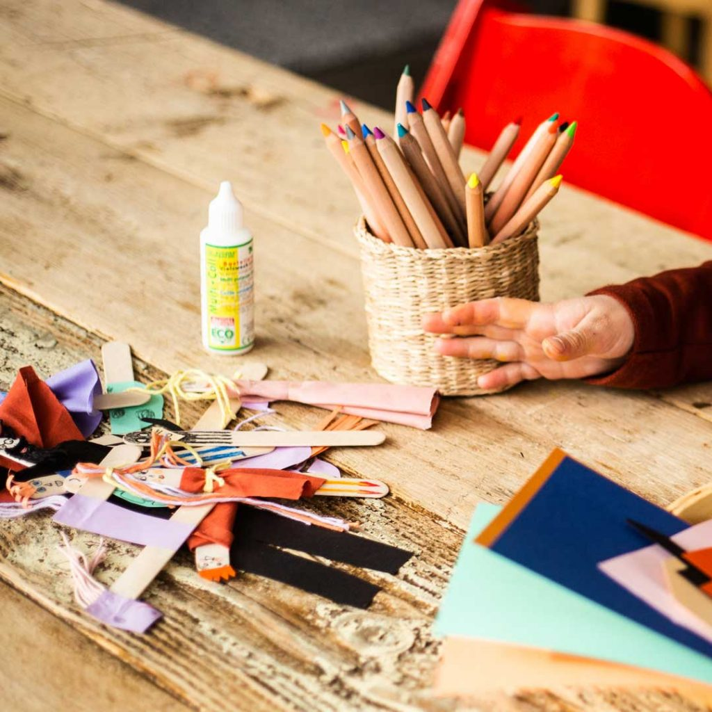 klein & fein: Interview mit Marle von Papperlapappkarton
