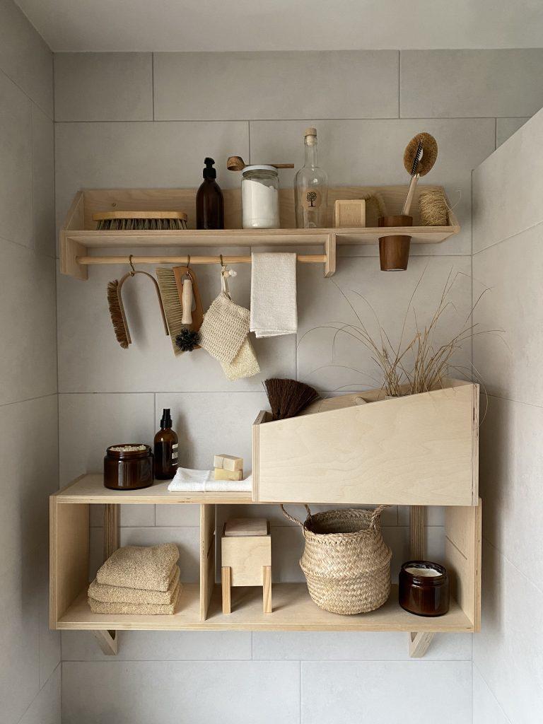 Nachhaltige Holzmöbel