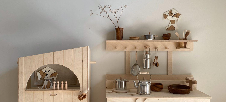 Woodchuck Holzmöbel Nachhaltige Handarbeit aus den Niederlanden