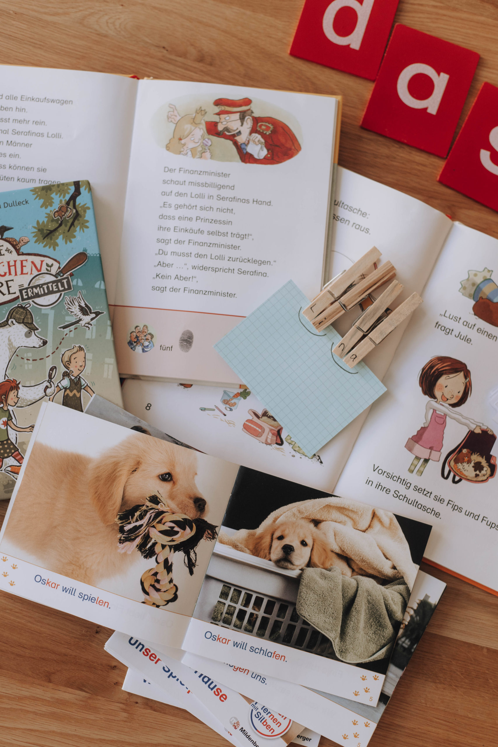 Bücher für Leseanfänger: So gelingt der selbstständige Lesestart